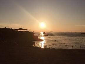 Sunset Ashram, Cala Conta